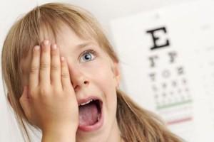 Дети и контактные линзы